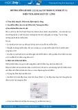 Hướng dẫn giải bài 4,5,6,7,8 trang 10 SGK Vật lý 11