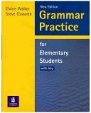 Ebook New edition grammar practice for elementary students with key