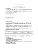 Tiêu chuẩn ngành 10 TCN 341:1998