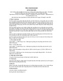 Tiêu chuẩn ngành 10 TCN 491:2001