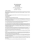 Tiêu chuẩn ngành 10 TCN 295:1997