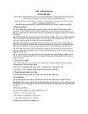 Tiêu chuẩn ngành 10 TCN 490:2001