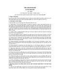 Tiêu chuẩn ngành 10 TCN 300:1997