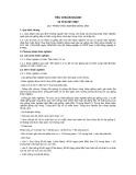 Tiêu chuẩn ngành 10 TCN 297:1997