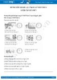 Hướng dẫn giải bài 1,2,3 trang 127 SGK Toán 2