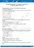 Giải bài luyện tập chung tiết 119 SGK Toán 5