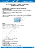 Giải bài luyện tập chung tiết 120 SGK Toán 5