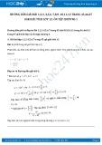 Hướng dẫn giải bài 8,9,10,11 trang 46 SGK Giải tích 12