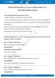Giải bài tập 1,2,3,4,5,6,7 trang 59 SGK Vật lý 12