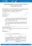 Giải bài tập 1,2,3,4,5,6,7,8,9 trang 74 SGK Vật lý 12