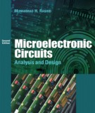 Ebook Microelectronic circuits - Analysis and design (2nd edition): Part 1