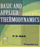Ebook Basics and applied thermodynamics: Part 1