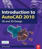 introduction to autocad 2010 - 2d and 2d design: part 1