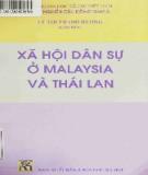 Ebook Xã hội dân sự ở Malaysia và Thái Lan: Phần 2