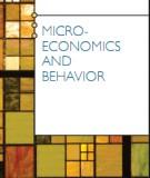 microeconomics and behavior: part 1