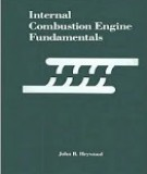 Ebook Internal combustion engines fundamentals: Part 1