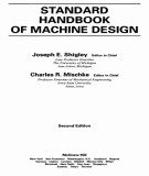 Ebook Standard handbook of machine design: Part 1