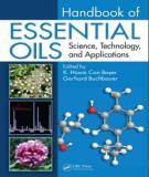 Ebook Handbook of essentional oils: Part 1