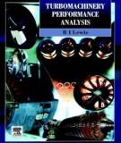 Ebook Turbomachinery performance analysis: Part 2