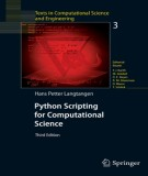 Ebook Texts in computational science and engineering (3rd edition): Part 2