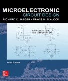 Ebook Microelectronic circuit design (4th edition): Part 2