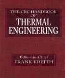 Ebook The CRC handbook of thermal engineering: Part 1