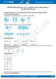Giải bài ôn tập về phân số SGK Toán 5