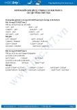 Giải bài ôn tập về đo thể tích SGK Toán 5