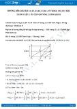 Hướng dẫn giải bài 43,44,45,46,47 trang 133 SGK Hình học 8 tập 1