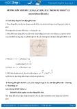 Hướng dẫn giải bài 7,8,9,10,11 trang 9 SGK Vật lý 12