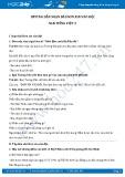Hướng dẫn soạn bài Đơn xin vào đội SGK Tiếng Việt 3