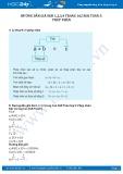 Hướng dẫn giải bài tập 1,2,3,4 trang 162 SGK Toán 5