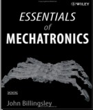Ebook Essentials of mechatronics: Part 1