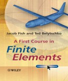 Ebook A first course in finite element analysis: Part 1