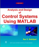Ebook Analysis and design of control systems using Matlab: Part 1