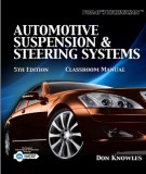 Ebook Automotive suspension & steering systems: Part 2
