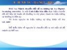 Bài giảng Bộ biến đổi số - tương tự (DAC)