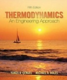 Ebook Thermodynamics an engineering approach (4th edition): Part 2