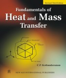 Ebook Fundementals of heat and mass transfer kotandaraman (3rd edition): Part 1