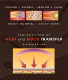 Ebook Fundamentals of Heat and Mass transfer (7th edition): Part 1