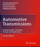 Ebook Automotive transmissions (2nd edition): Part 2