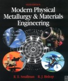 Ebook Modern physical metallurgy and materials engineering (6th edition): Part 1