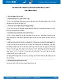 Hướng dẫn giải bài tập bài Người liên lạc nhỏ SGK Tiếng Việt 3