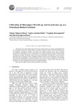 Cultivation of Microalgae Chlorella sp. and Scenedesmus sp. as a Potentional Biofuel Feedstock