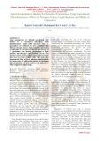 Lipid Accumulation Studies In Chlorella Pyrenoidosa Using Customized Photobioreactor - Effect of Nitrogen Source, Light Intensity and Mode of Operation
