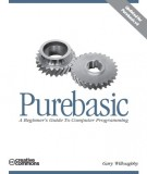 Ebook Purebasic - A beginners guide to computer programming: Part 1
