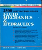 2,500 solved problems in fluid mechanics and hydraulics: part 2