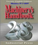 Ebook Machinery's handbook guide (28th edition): Part 1