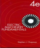 Ebook Electric machinery fundamentals: Part 2