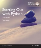 Ebook Starting out with python (3rd edition): Part 1